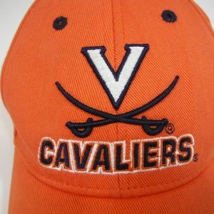unknown Accessories - Mens Virginia Cavaliers Embroidered Baseball Hat